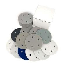 Sanding-Disc Velcro for Car-Phone Jewelry Polishing 125mm-Sponge Grits Sandpaper Sandpaper