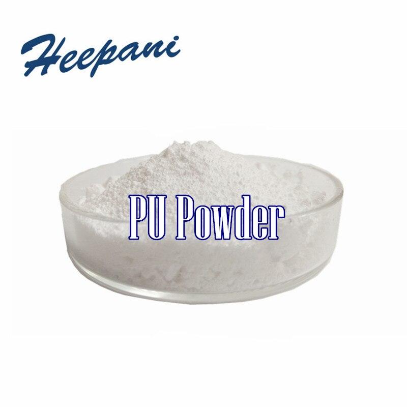 Free Shipping 1KG White PU Plastic Powder With High Quality 40mesh - 500mesh Polyurethane Powder For Pigment Addtive