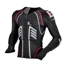 Wosawe Motorjas Motocross Beschermende Kleding Armor Mannen Racing Motorkleding Winddicht Reflecterende Motor Jassen