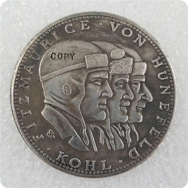 Тип #1_1928 Германия копия монеты