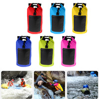 Portable Waterproof Dry Bag Sack For Kayaking Fishing Sailing Hiking Cycling Waterproof Dry Backpack