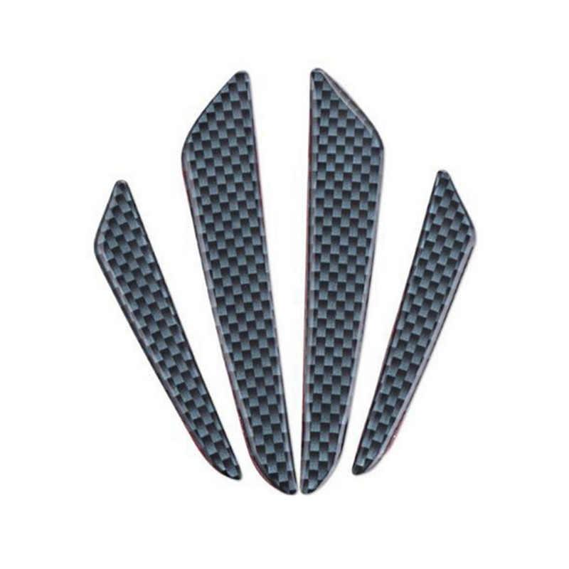 سيارة التصميم الكربون الألياف الباب ملصقا ل BMW E46 E39 E90 E60 E36 F30 F10 E34 X5 E53 E30 F20 E92 E87 M3 M4 M5 X5 X6 اكسسوارات