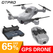 Otpro AIR1 Gps Drone Met 4K 1080P Hd Camera 5G Wifi Rc Quadcopter Optische Stroom Positionering Opvouwbare mini Drone Vs K20 Rc Dron(China)