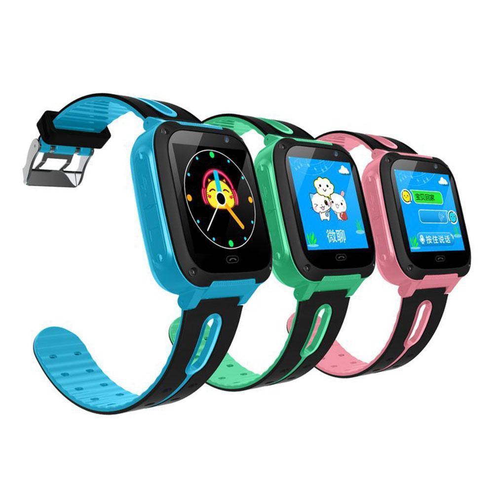 G36M-S4 Children 1.44 Inch SOS Emergency Alarm Camera Anti-Lost Watch MY