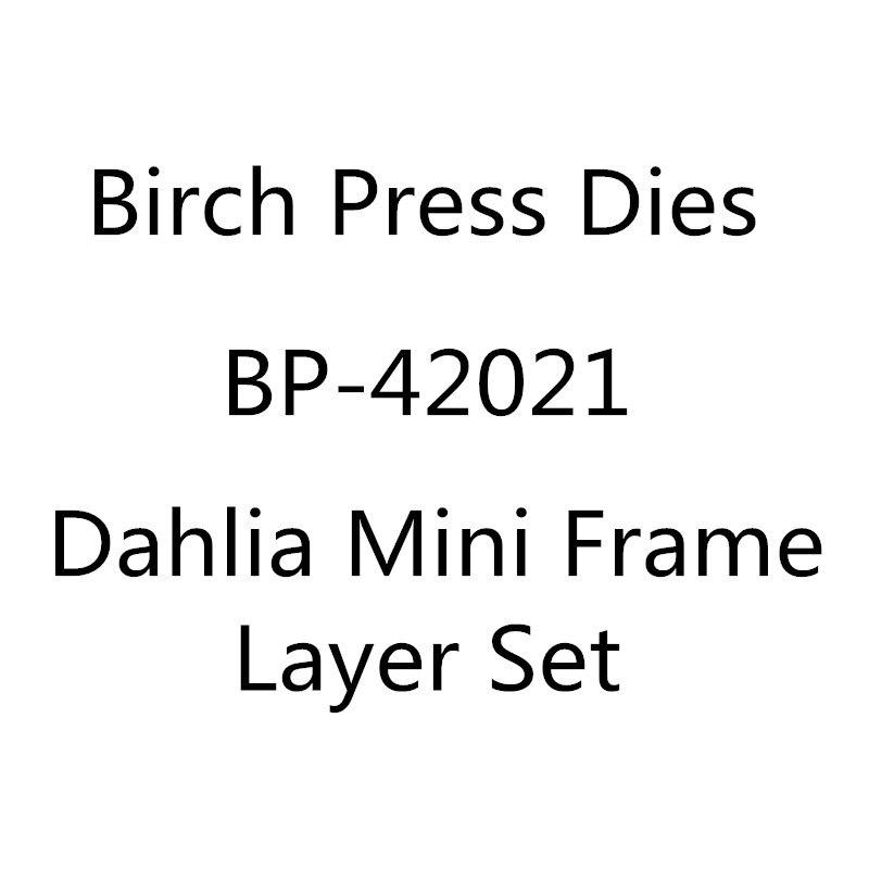 2019 3D DIY Birch Press Design New Layered Craft Metal Cutting Dies And Stencil Set Photos Please Contact Me