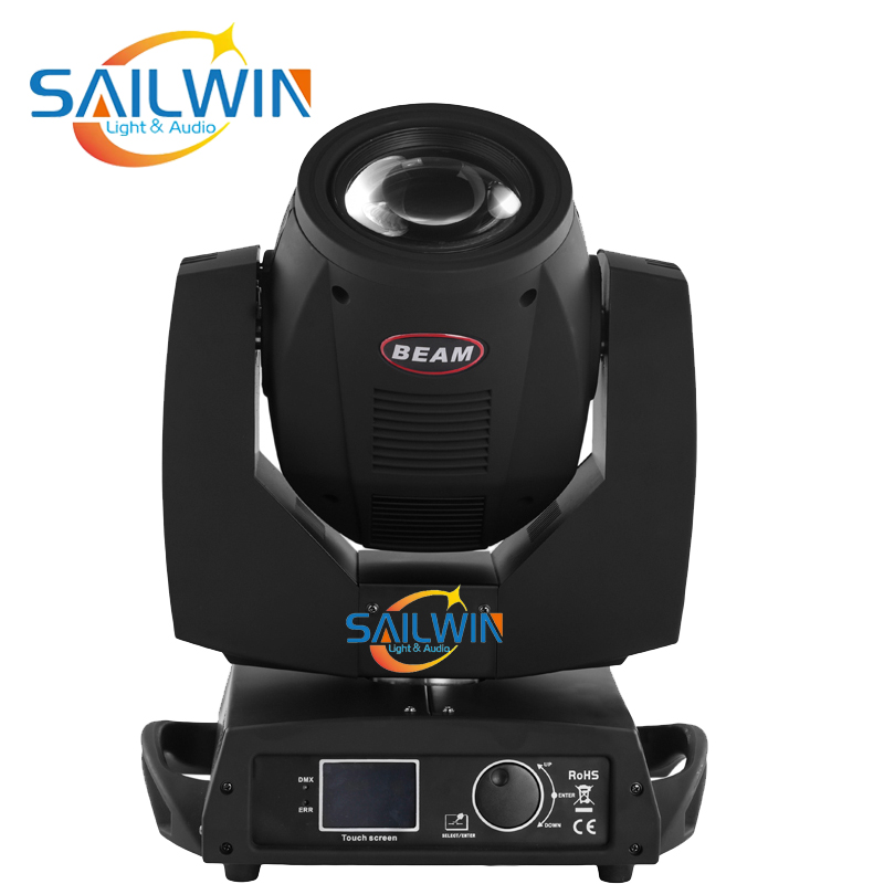 Wholesale Stage Light 230W 7R Moving Head Light <font><b>Beam</b></font> 200 <font><b>Beam</b></font> 5R Disco Lights for DJ Club Nightclub Party DMX Stage Equipment 5R image