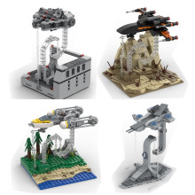 Creative Tensegrity Sculptures Anti-Gravity Building Blocks Novel Physics Balance DIY Bricks Toys Educational Toys Gift