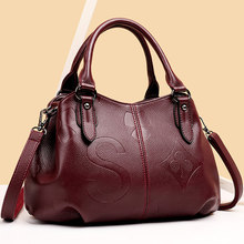 Bags for Women Leather Luxury Sac Purses and Handbags Quality 3 Layers Designer Hand Shoulder Crossbody Small Fashion Tote bags