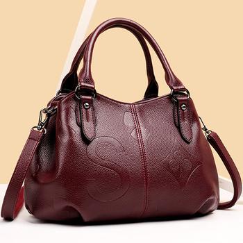 Torebki damskie skórzane luksusowe torebki i torebki jakości 3 warstwy projektant ręcznie Crossbody na ramię małe modne pakowne torebki tanie i dobre opinie Torebka na co dzień Torby na ramię Na ramię i torebki CN (pochodzenie) PRAWDZIWA SKÓRA Kożuch zipper SOFT Boczna kieszeń