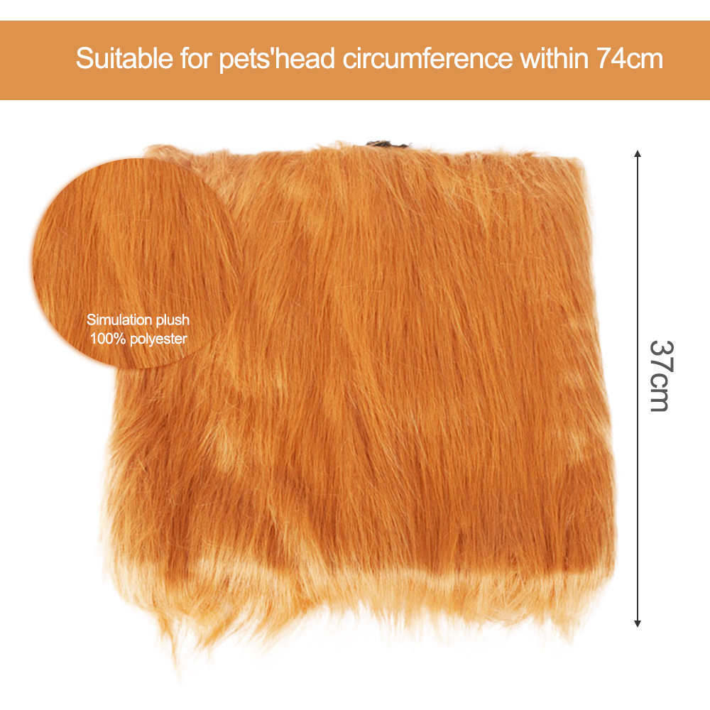 lion hair for dogs