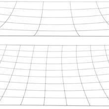 Red de enrejado de malla de 4 ''soporte de planta elástica de alta resistencia para tienda de campaña interior de 2 pies 3 pies 4 pies 5 pies entrenamiento bajo estrés LST