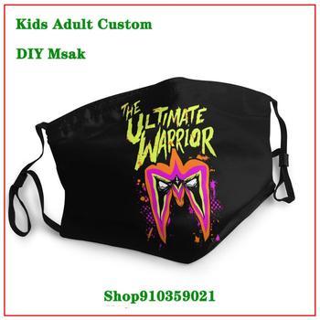 UFO Robot Grendizer Vintage Warrior DIY mondmasker Luxury Brand mascarilla lavable    Fashion Brands masque tissus lavable