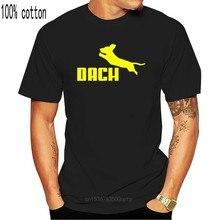 Unisex Dackel T-shirt-DACH-Lustige Geschenk/Vorhanden-Wurst Hund Kleidung