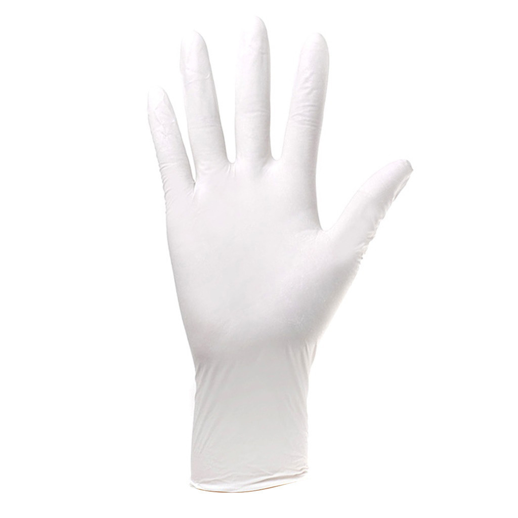 Disposable Rubber Gloves Household Thickened Nitrile Gloves 100 Pieces
