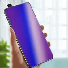 Anti Blue Matte Tempered Glass for Huawei Honor 9X Pro Blue Light Frosted Screen