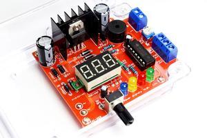 Image 5 - DIY ชุด US Plug 110V DIY LM317 ชุดกรณี