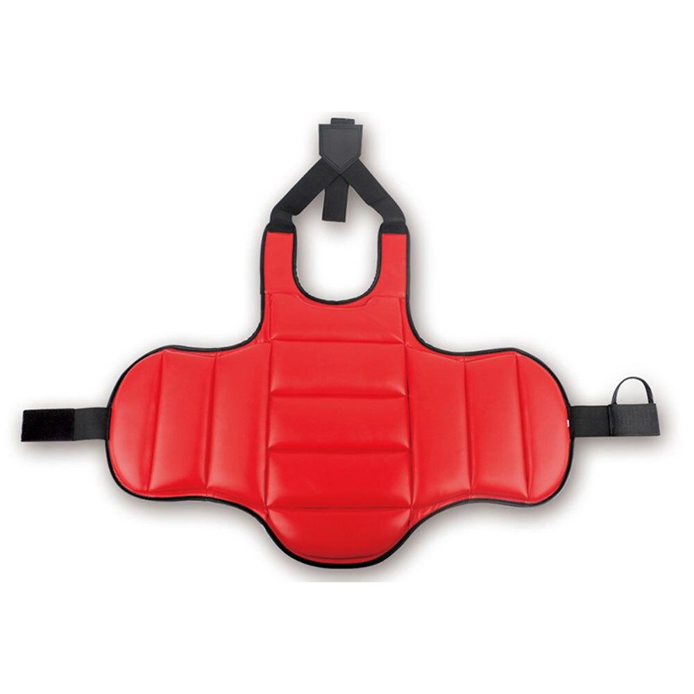 Taekwondo Chest Guard Boxing Kickboxing MMA Body Protector WTF Reversible Rib Sh