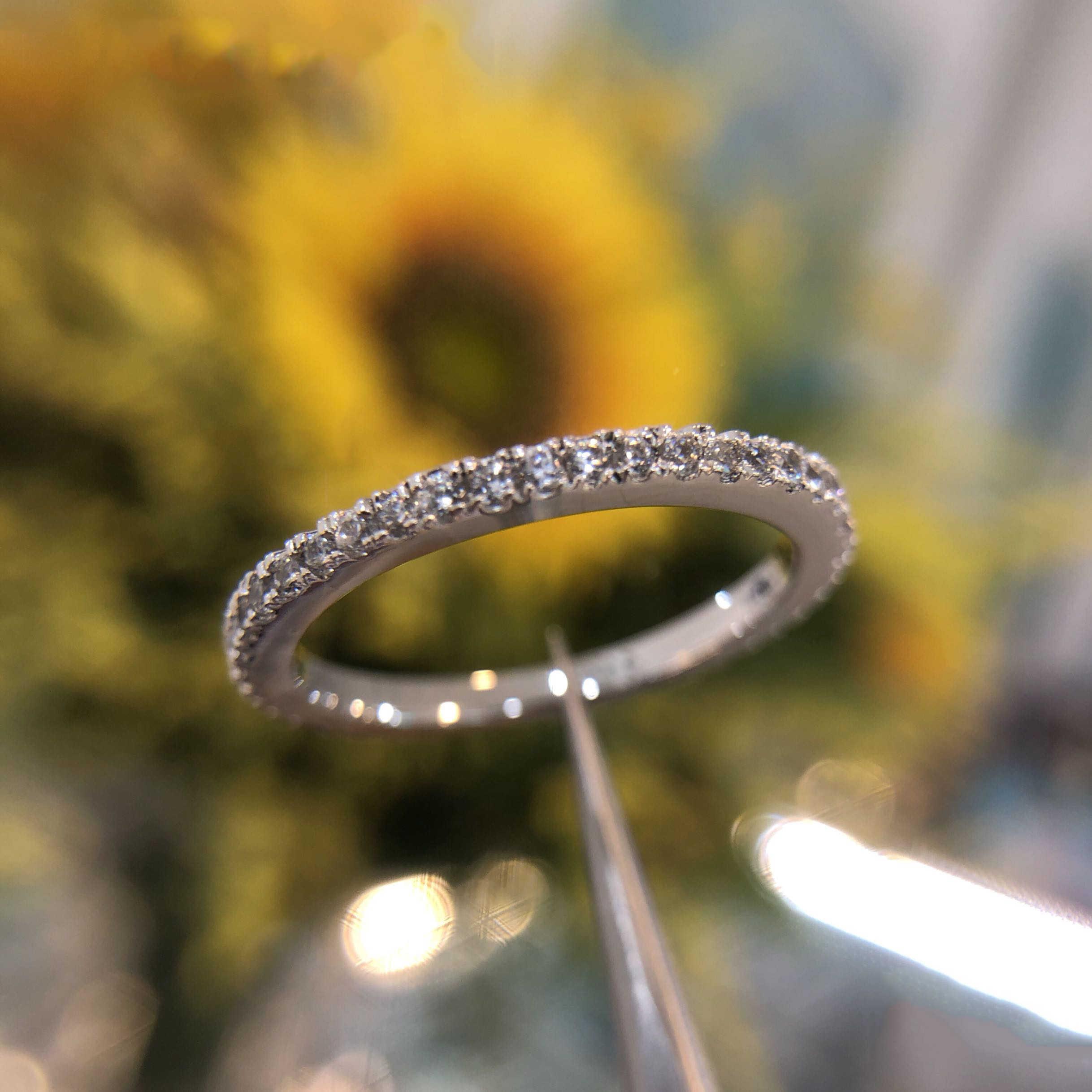 картинки кольца вечность форме