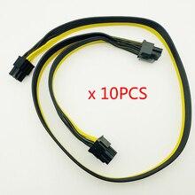 Miner Cable Power-Supply Modular Psu Internal-Splitter Pci Express Molex 6pin 2pin 8-Pin