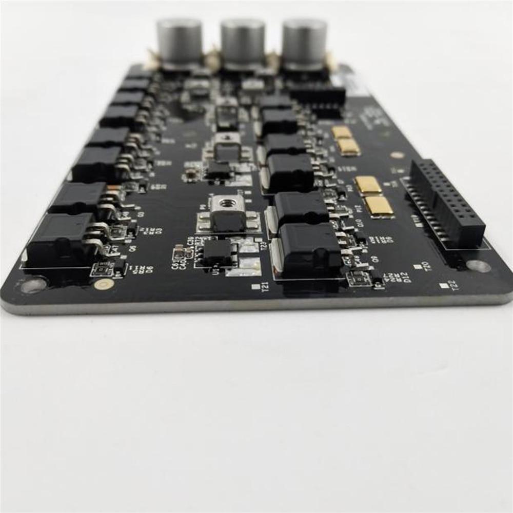 Original para ninebot z10 placa de controle substrato alumínio mos placa principal placa para ninebot z10 peças unicycle elétrico