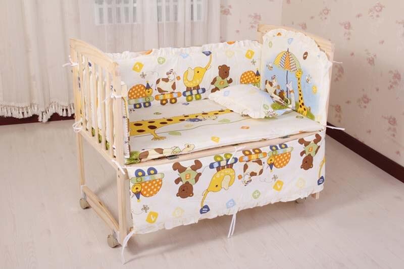 crib bed bumper 02