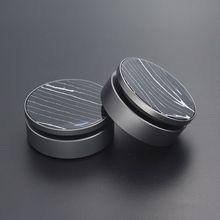 New Arrivals Car Air Freshener Aluminum Marble Aroma Refill Sponge Pad Accessories Interior Decoration Perfume In The Scent