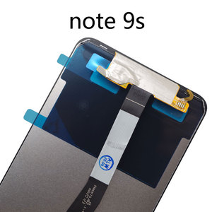 Image 5 - Display For Redmi Note 9 9s 9 pro LCD & Touch Screen Digitizer Repair LCD for Redmi Note 9 Display for Redmi Note 9 Pro Note 9s