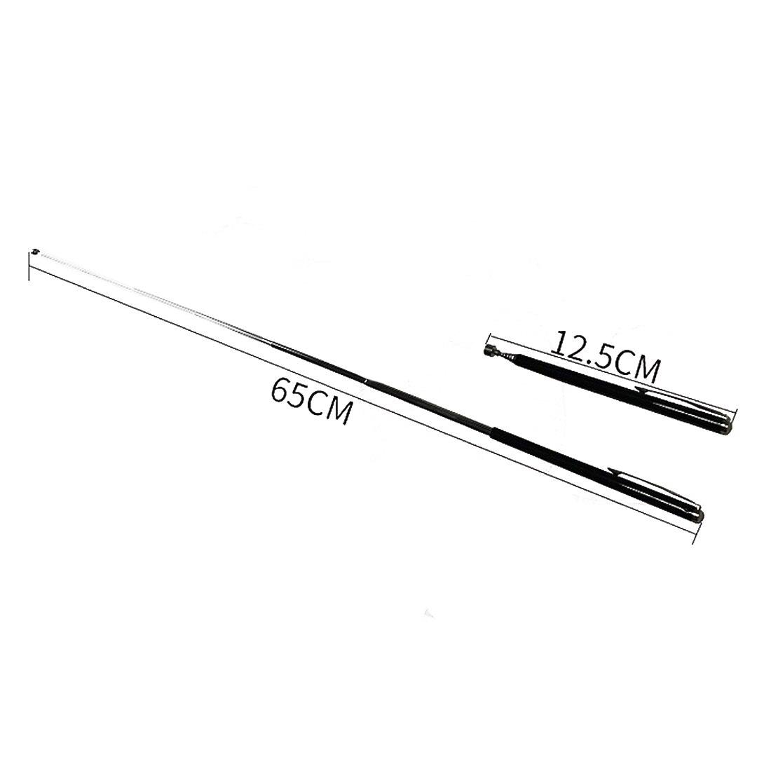 Телескопические регулируемые магнитные инструменты захвата Выдвижная длинная ручка удобный инструмент для сбора гаек/болтов/винтов