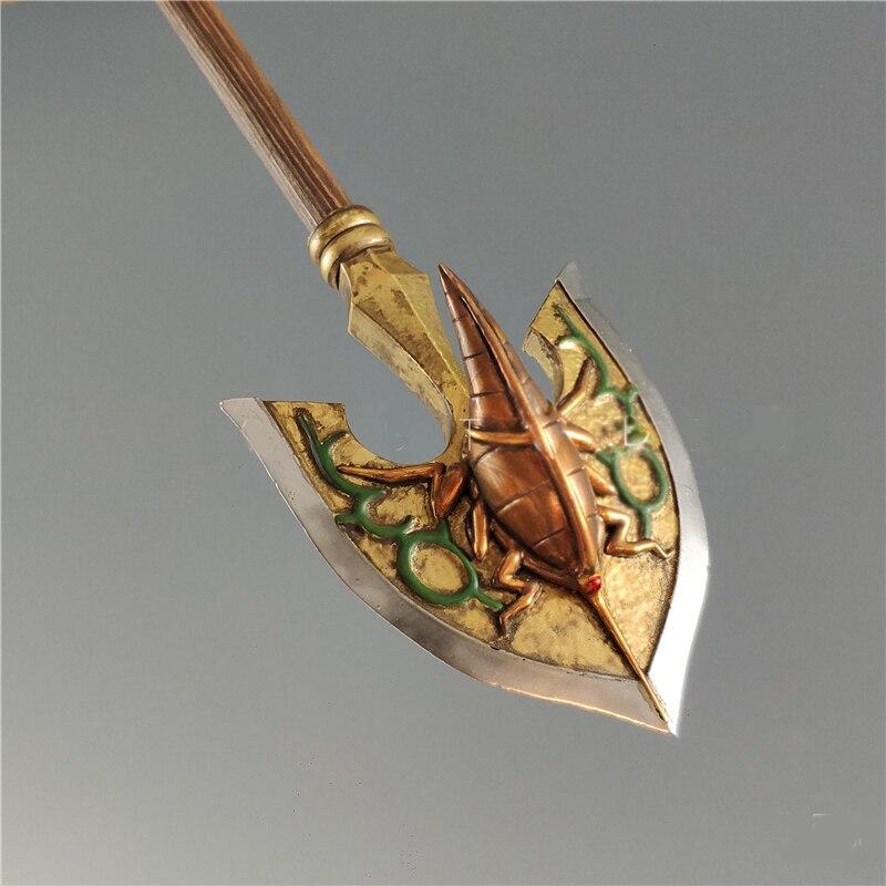 JoJo`s Bizarre Adventure:Golden Wind Giorno Giovanna Insect Arrow Cosplay Prop
