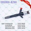 ERIKC injecteur pièces de carburant assy 23670-39186 | Injecteur buse 23670-09330 injecteurs à rail commun pour Toyota 23670-39216