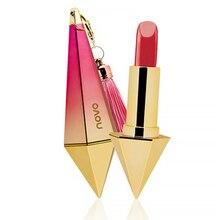 NOVO Soft Light Diamond Tassel Lipstick Lasting Moisturizing Lipstick Nude Makeu