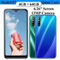 Глобальный S7 64G Встроенная память смартфонов 4G Оперативная память Android мобильный телефон 4 ядра 6,26