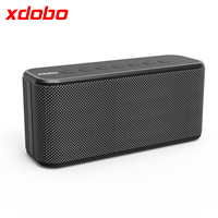 Xdobo X8 Plus 80W de alta potencia altavoz portátil Bluetooth Compatible con BT5.0 inalámbrico sonido supergrave TWS Subwoofer IPX5 Boombox