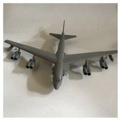 Самолет 1:200 передовая модель истребителя из сплава США B52 бомбардировщик военная модель самолета Детские игрушки Коллекционная модель само...