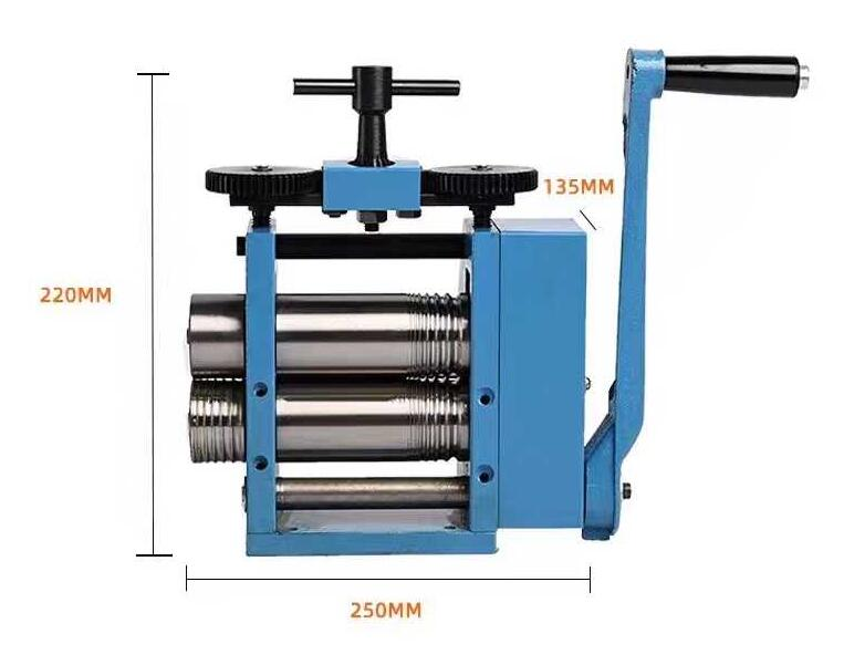 jewelry equipment  rolling mill jewelry tablet machine Europen style
