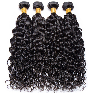 Jaycee Brazilian Water Wave 1/ 3 / 4 Bundle Deals 100% Human Hair Weave Bundle Remy Brazilian Hair Brazillian Hair Extensions(China)