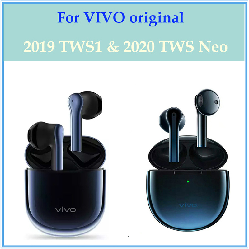 The New Original ViVO TWS Neo Earphone And VIVO TWS 1 Bluetooth Headset X30 Pro Iqoo 3 Neo Pro Nex 3 U3x Z5x V17