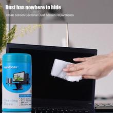 88Pcs/lot Computer LCD TV mobile phone screen camera Lens cleaning wipes