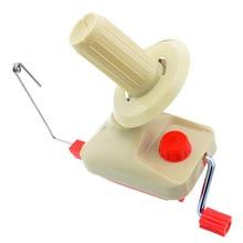 Handheld Yarn Winder Fiber String Line Ball Winding Machine Manual Wool Winder DIY Sewing Accessories for Yarn Fiber Machine E