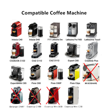 Caffitaly Compatible Coffee Machines