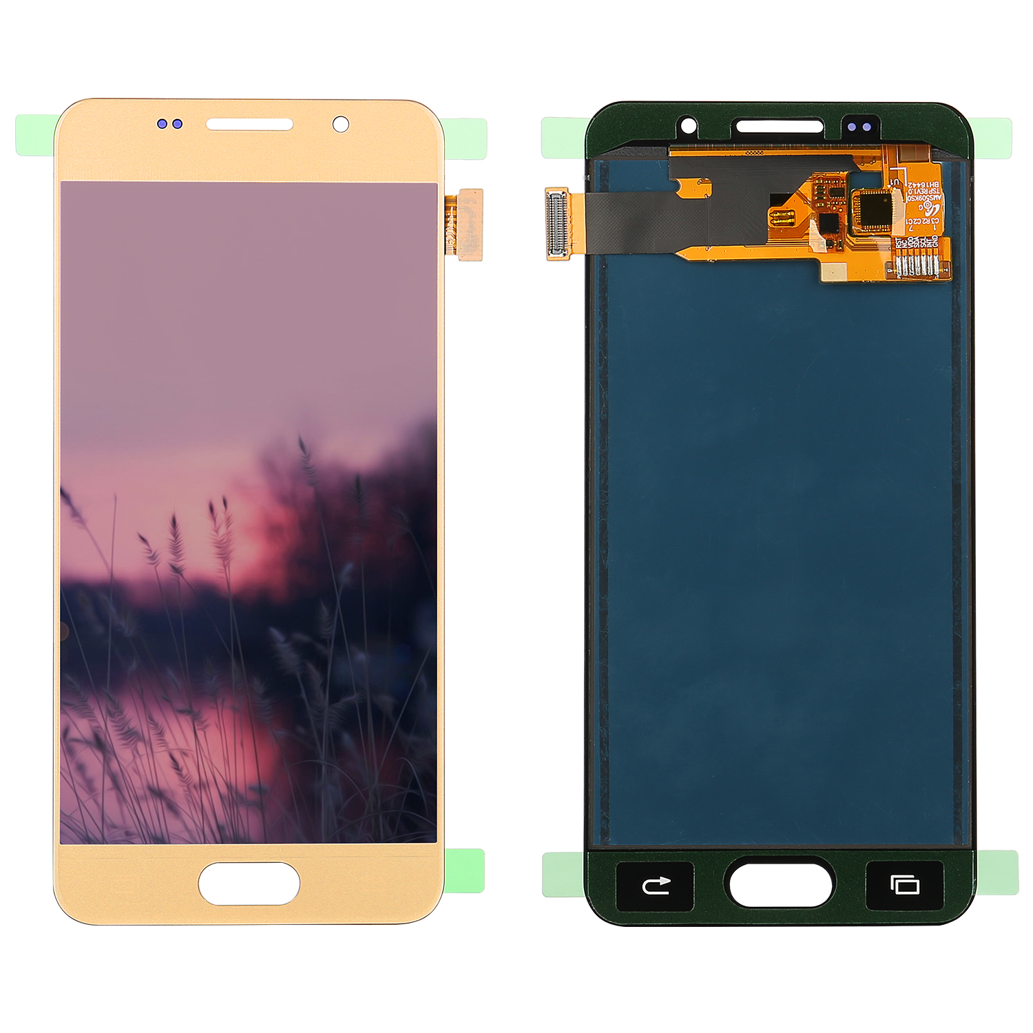 Can adjust brightness LCD For Samsung A3 2016 A310 SM-A310F A310M A310H A310F/DS LCD Display + Touch Screen  Digitizer Assembly