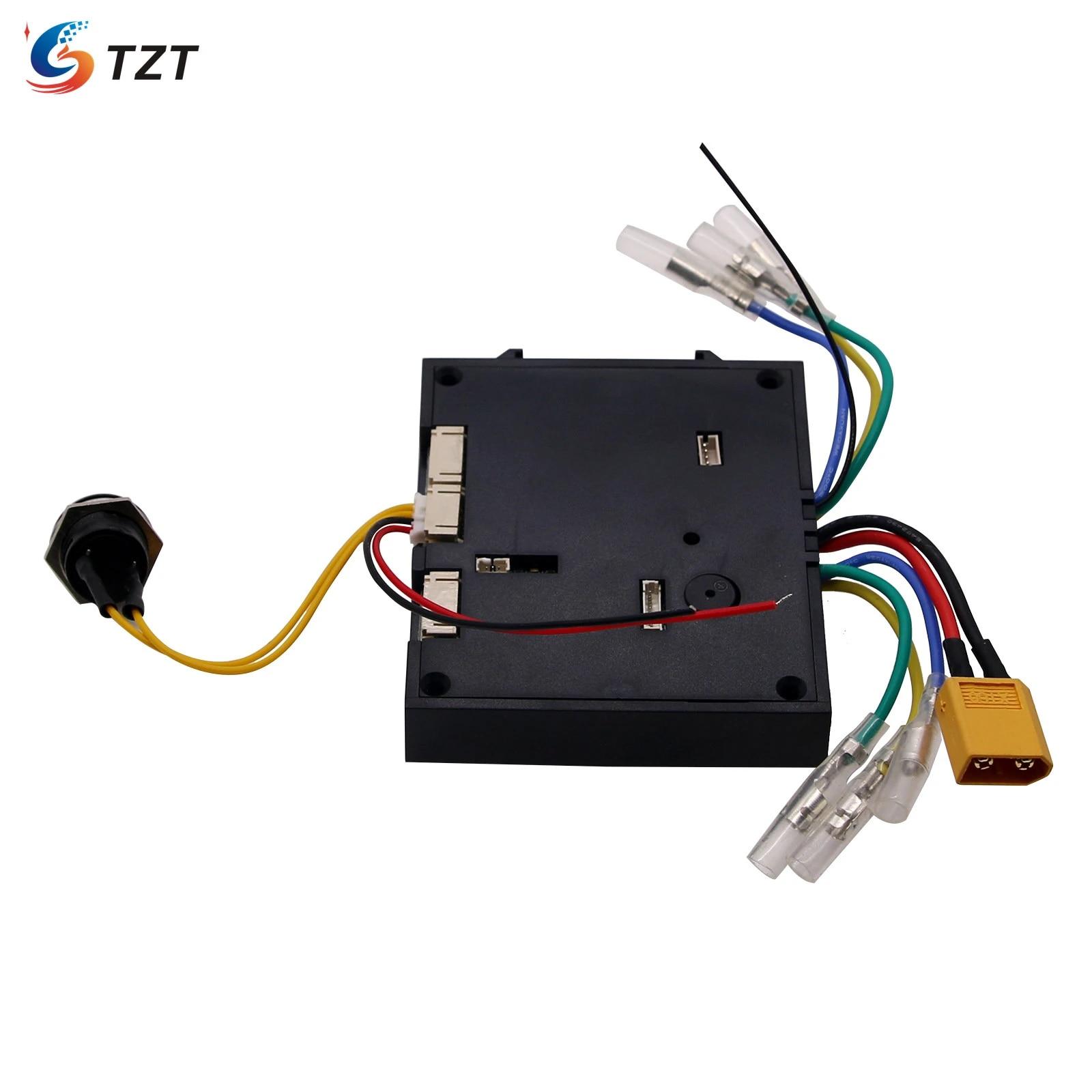 Elektrischer Skateboard Controller ESC Ersatz Hauptplatine Mainboard mit Fernbed