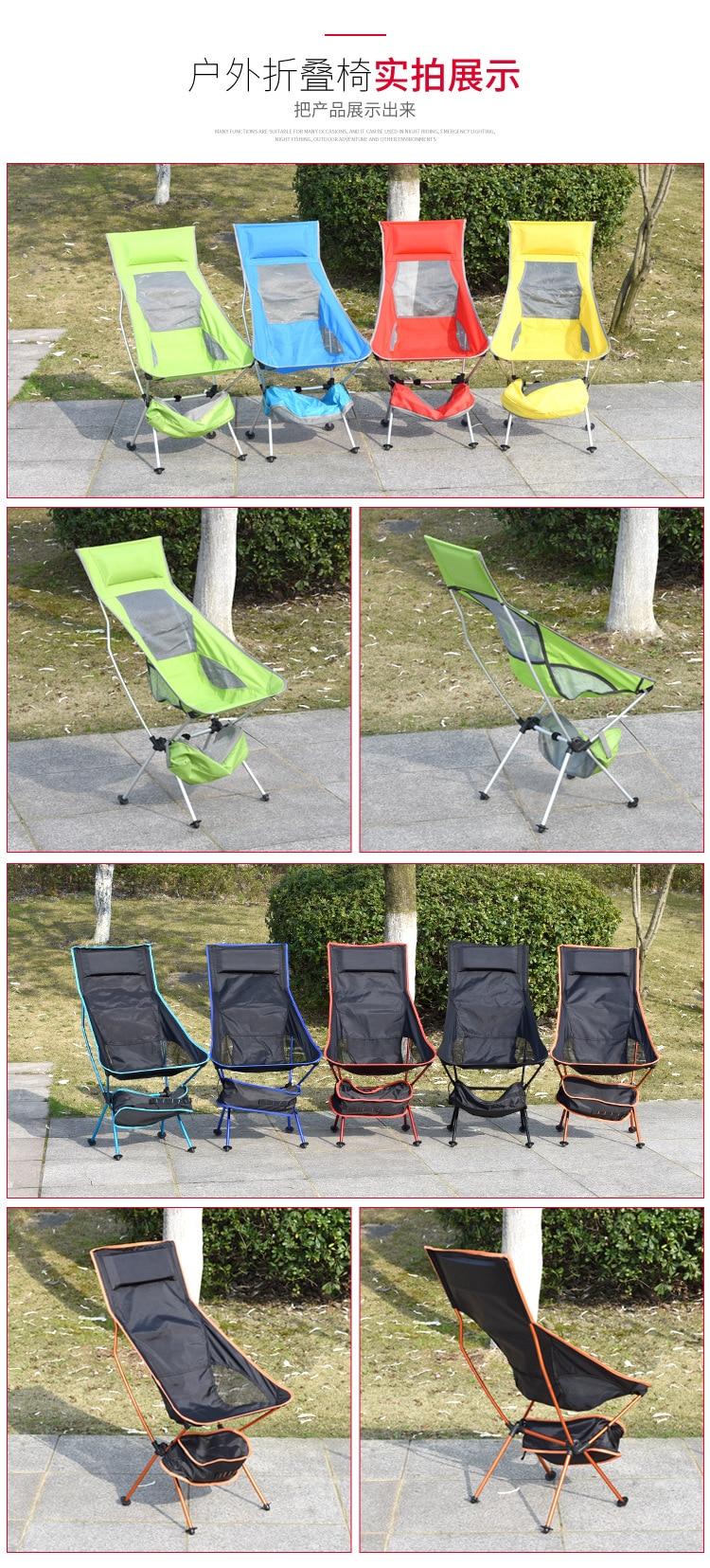 cadeira acampamento praia cadeiras 05