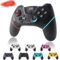 2020 Bluetooth Pro геймпад для N-Switch NS Switch консоль беспроводной геймпад для видеоигр USB джойстик Управление ler контроль