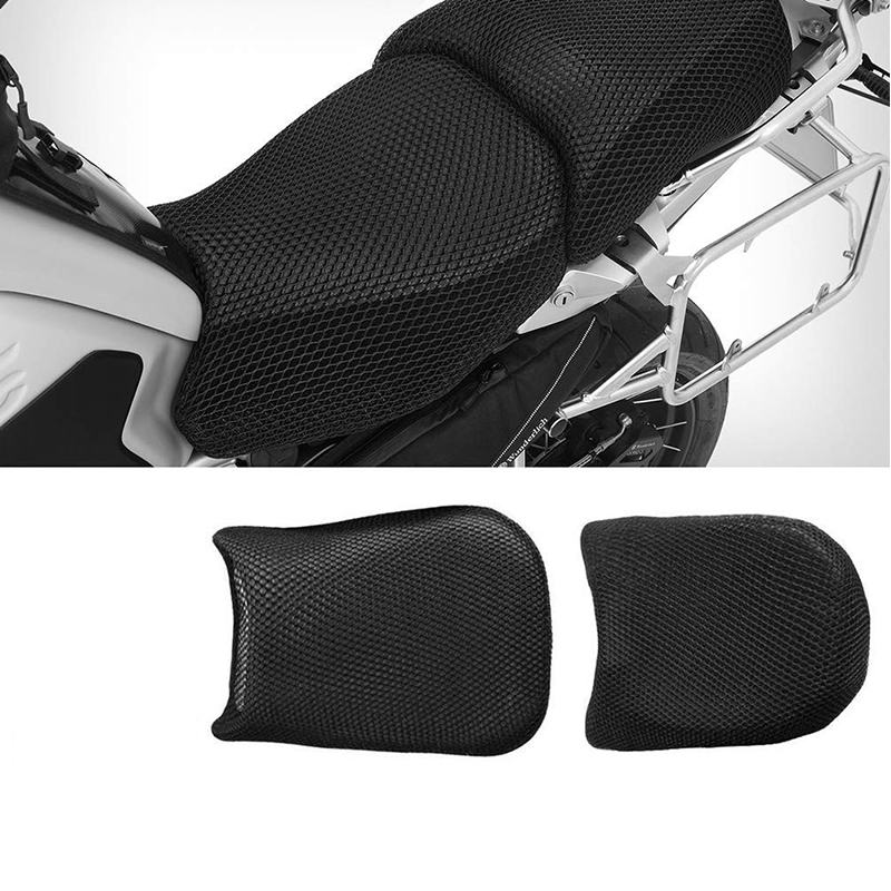 Motorcycle Protecting Cushion Seat Cover For BMW R1200GS R 1200 GS LC ADV Adventure Nylon Fabric Saddle Seat Cover Accessories