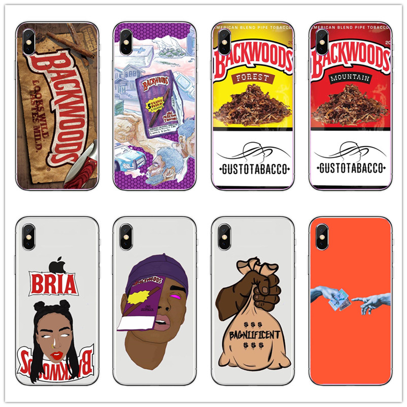 Money to buy backwoods Soft TPU silicone phone cover case for iPhone 11 Pro MAX SE 5S 6 6SPlus 7 8Plus MAX XR XS X image
