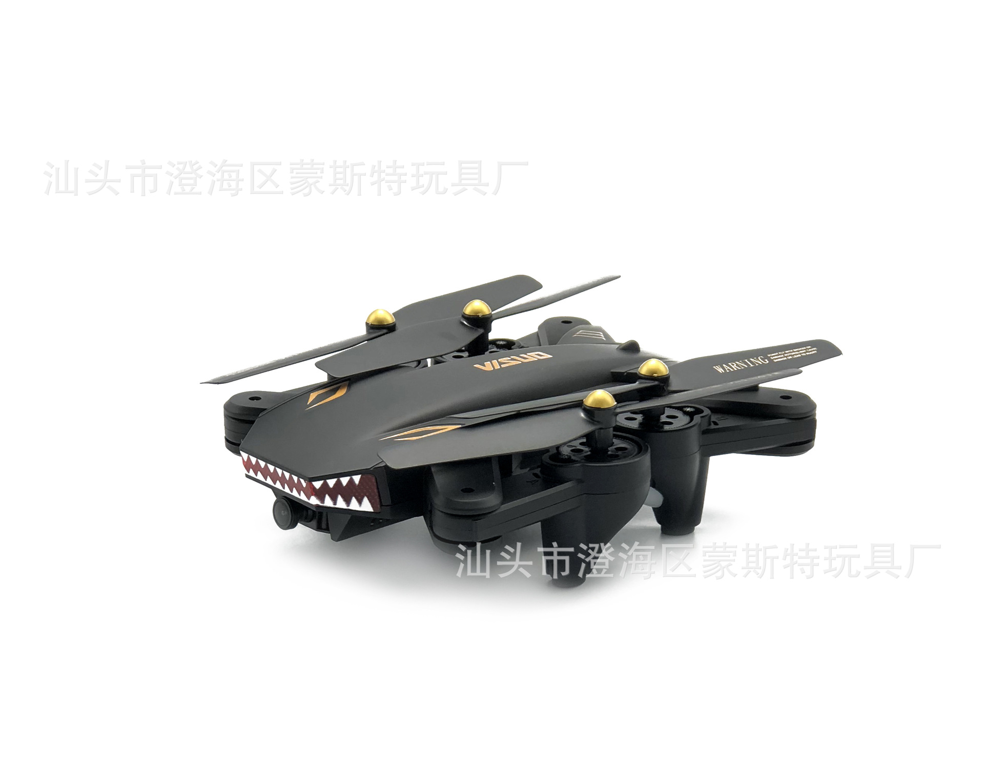Xs809s Shark Folding Aerial Photography Quadcopter WiFi 200W Wide Angle Lens Model Unmanned Aerial Vehicle