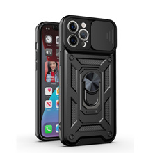 For iPhone 11 12 Pro Max 12 Mini 5 5S SE 2020 7 8 6 6S Plus Case Luxury Armor Magnetic Ring Phone Case for iPhone X XR XS Max