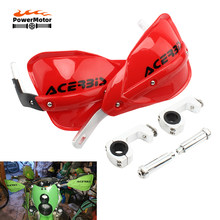 22mm 28mm Motorcycle Hand Guards Handguard Protector For CR CRF YZ YZF KLX KXF SXF EXC XCW Dirt Bike Motocross Off Road ATV Quad