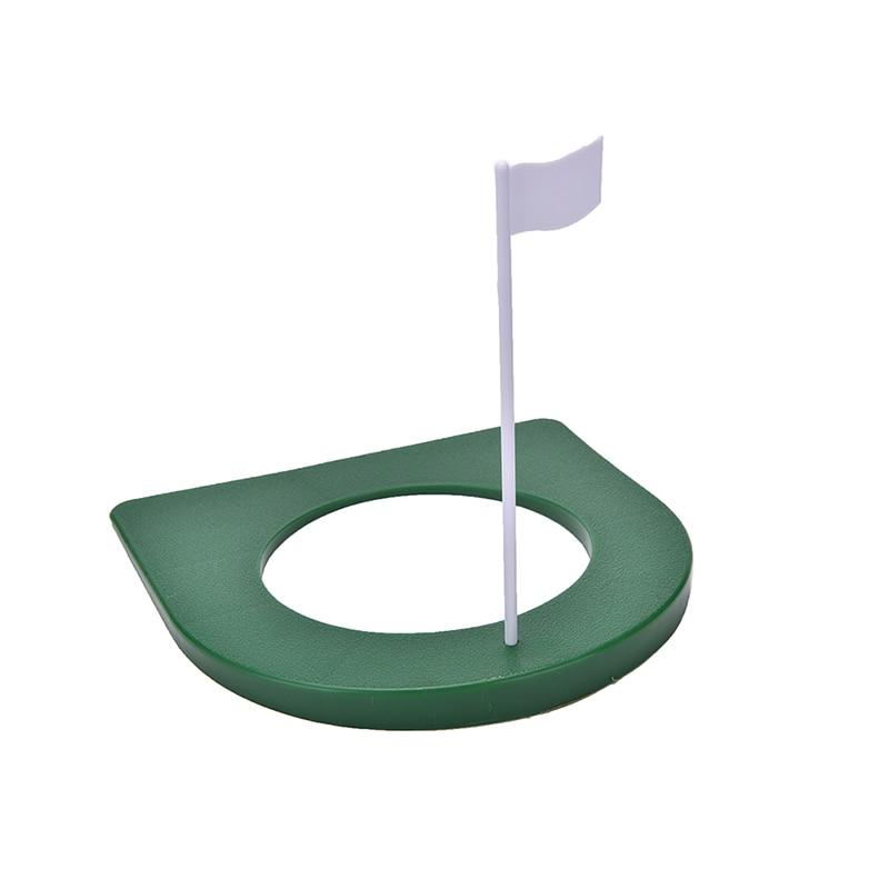 Golf Practice Disc Golf Double Grip Exerciser For Office Garage Yard Golf Equipment